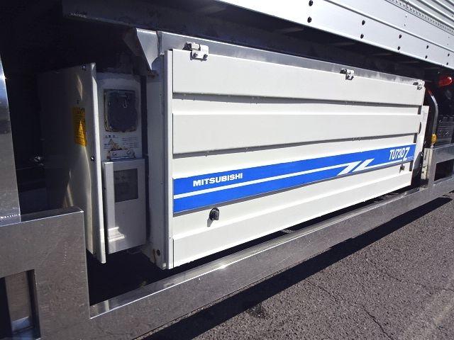 いすゞ H23 ギガ 3軸冷凍車 サイドダブル観音扉 ☆ 画像15