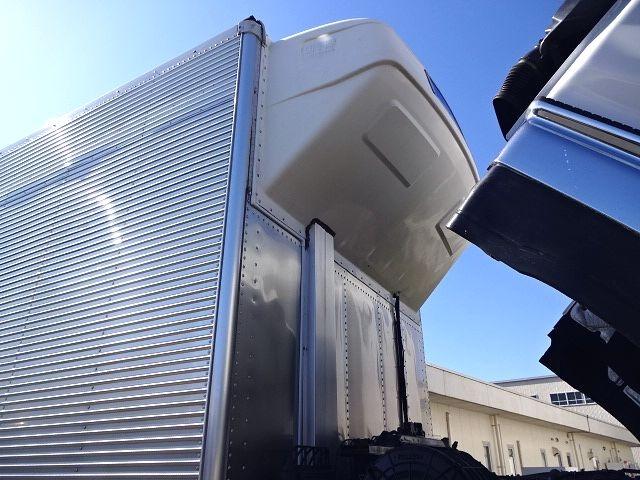 いすゞ H23 ギガ 3軸冷凍車 サイドダブル観音扉 ☆ 画像16
