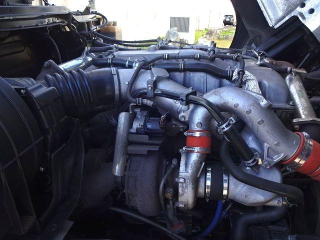 いすゞ H23 ギガ 3軸冷凍車 サイドダブル観音扉 ☆ 画像28