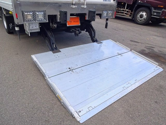 UD H28 コンドル フルワイド 低温冷凍車 格納PG 画像11