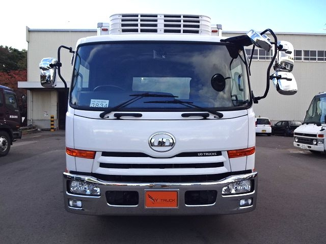 UD H28 コンドル フルワイド 低温冷凍車 格納PG 画像2