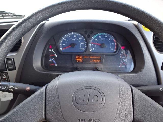 UD H28 コンドル フルワイド 低温冷凍車 格納PG 画像20
