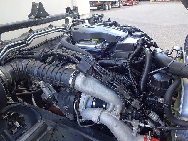 UD H28 コンドル フルワイド 低温冷凍車 格納PG 画像27