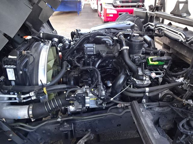 UD H28 コンドル フルワイド 低温冷凍車 格納PG 画像28