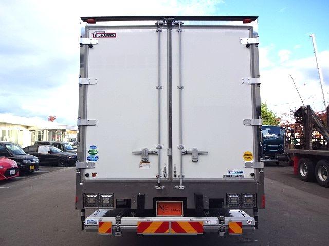 UD H28 コンドル フルワイド 低温冷凍車 格納PG 画像8