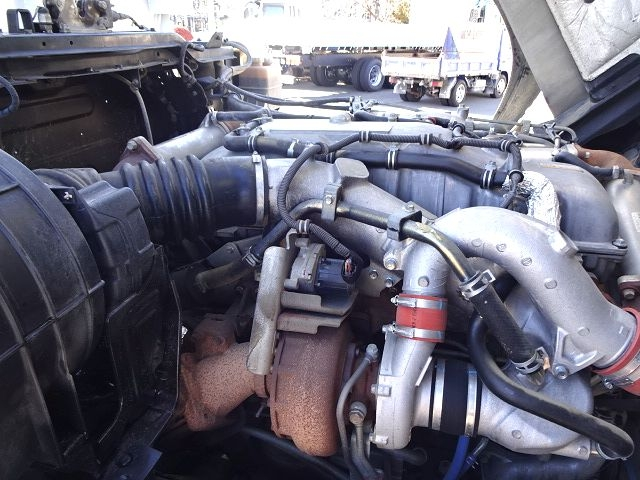 いすゞ H24 ギガ ダンプ 車検付 510X220 ★ 画像29