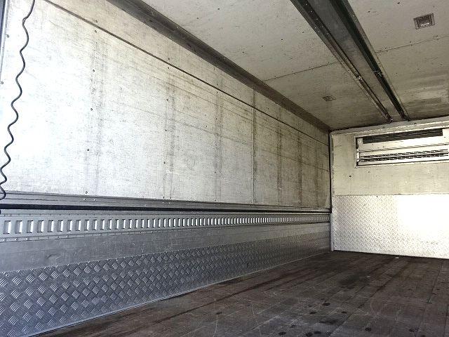 三菱 キャンター ワイドロング 低温冷凍ウィング PG付 画像12
