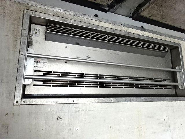 三菱 キャンター ワイドロング 低温冷凍ウィング PG付 画像14