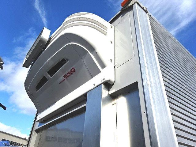 三菱 キャンター ワイドロング 低温冷凍ウィング PG付 画像15