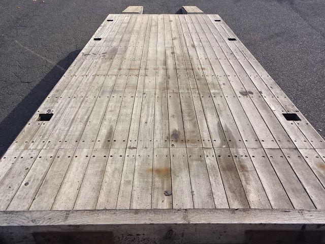 日野 H27プロフィア 3軸低床セルフローダー 自動歩み 画像13