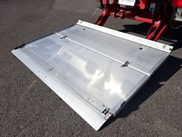 日野 H25 レンジャー 低温冷凍車 格納PG 画像11