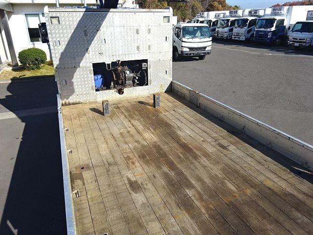 三菱 H25 Sグレート セルフ3段クレーン 仕上中 画像14