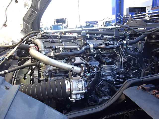 三菱 H25 Sグレート セルフ3段クレーン 仕上中 画像28