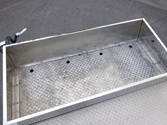 三菱 H24 スーパーグレート 4軸 平 アルミブロック 画像17