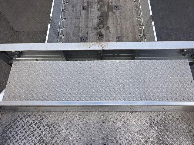 三菱 H24 スーパーグレート 4軸 平 アルミブロック 画像18
