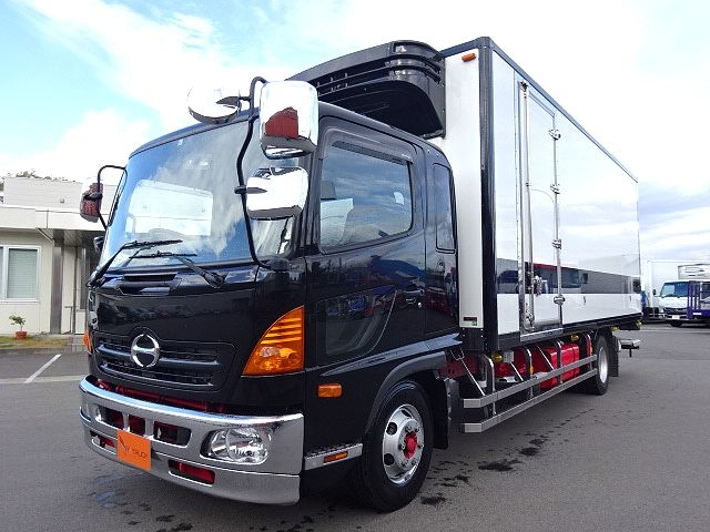 H25  レンジャー 低温冷凍車 格納PG ★