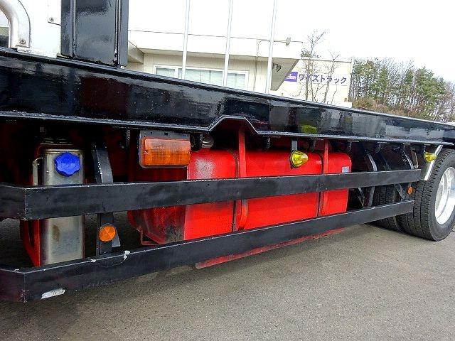 三菱 H23 スーパーグレート 4軸 4段セルフクレーン 画像19