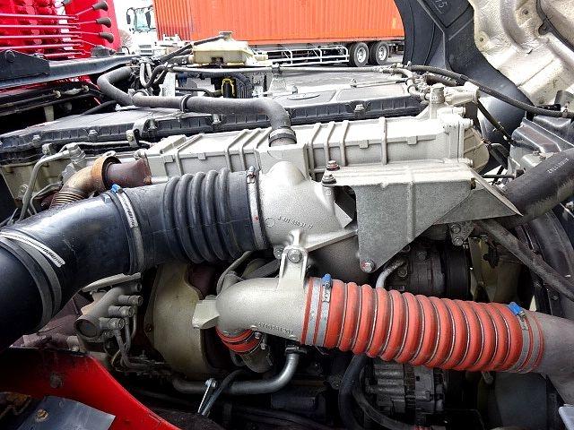 三菱 H23 スーパーグレート 4軸 4段セルフクレーン 画像21