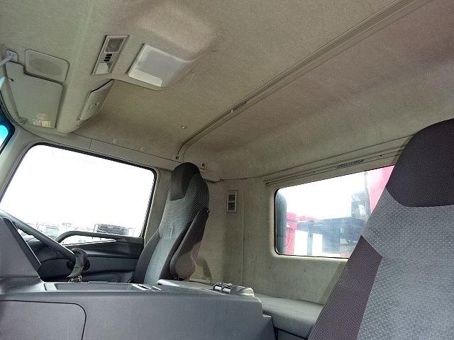 三菱 H23 スーパーグレート 4軸 4段セルフクレーン 画像27