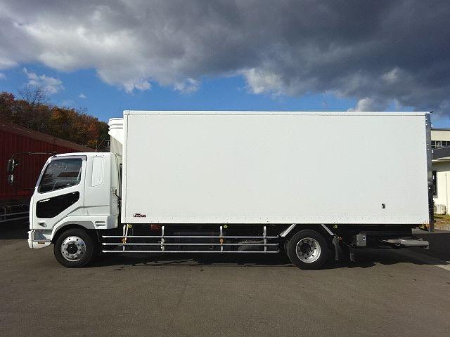 三菱 H21 ファイター 低温冷凍車 格納PG 増トン 画像4