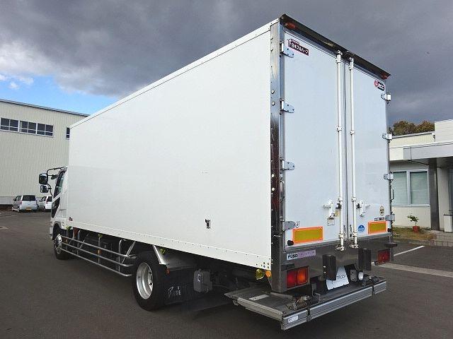 三菱 H21 ファイター 低温冷凍車 格納PG 増トン 画像6