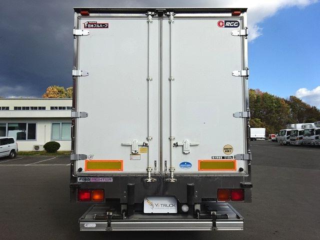三菱 H21 ファイター 低温冷凍車 格納PG 増トン 画像7