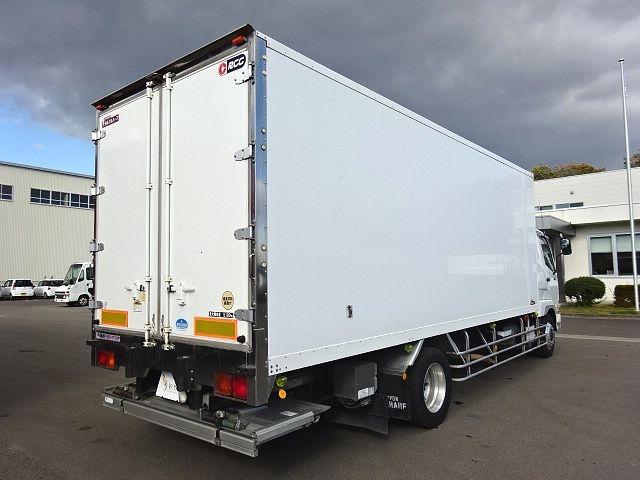 三菱 H21 ファイター 低温冷凍車 格納PG 増トン 画像8