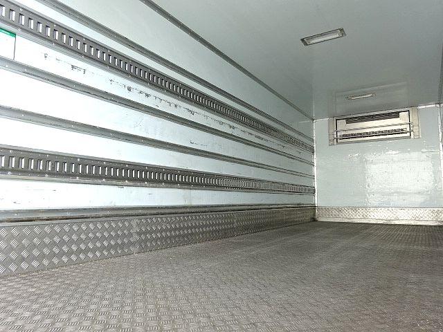 三菱 H21 ファイター 低温冷凍車 格納PG 増トン 画像9