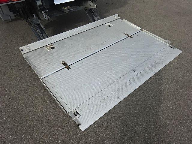 三菱 H21 ファイター 低温冷凍車 格納PG 増トン 画像12