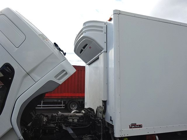 三菱 H21 ファイター 低温冷凍車 格納PG 増トン 画像14