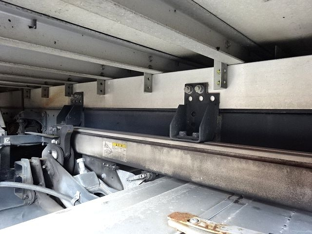 三菱 H21 ファイター 低温冷凍車 格納PG 増トン 画像16