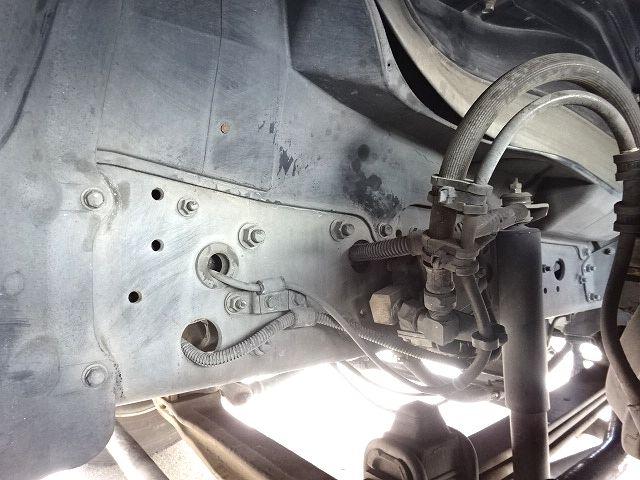 三菱 H21 ファイター 低温冷凍車 格納PG 増トン 画像19