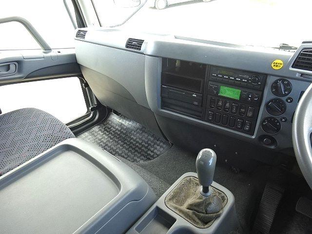 三菱 H21 ファイター 低温冷凍車 格納PG 増トン 画像23