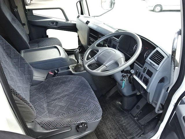三菱 H21 ファイター 低温冷凍車 格納PG 増トン 画像26