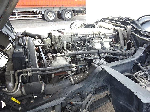 三菱 H21 ファイター 低温冷凍車 格納PG 増トン 画像29