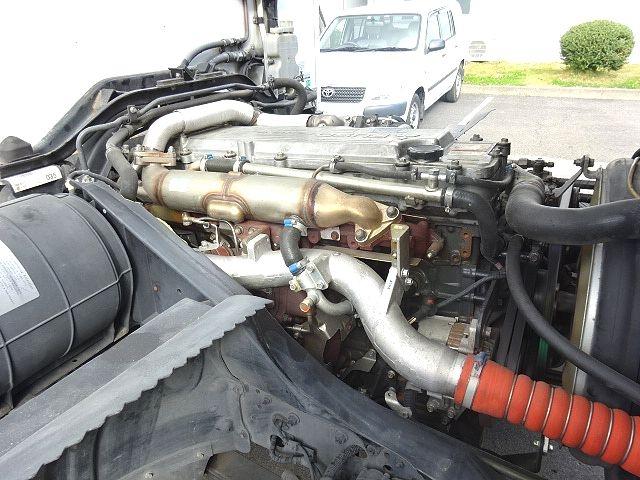 三菱 H21 ファイター 低温冷凍車 格納PG 増トン 画像30