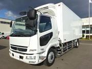 三菱 H21 ファイター 低温冷凍車 格納PG 増トン