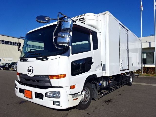H23 コンドル フルワイド 低温冷凍車 格納PG