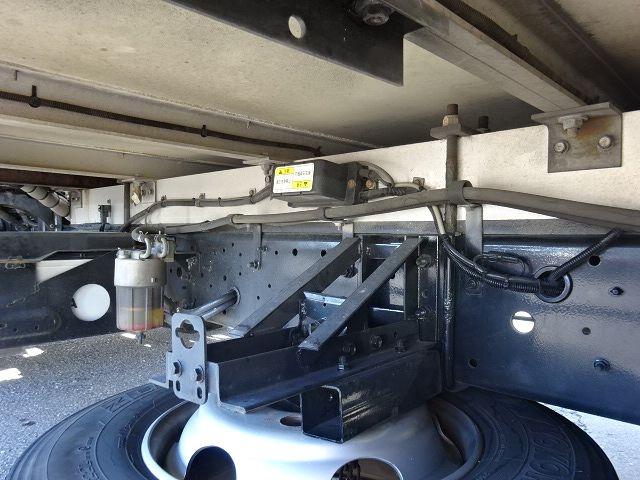 UD H23 コンドル フルワイド 低温冷凍車 格納PG 画像15