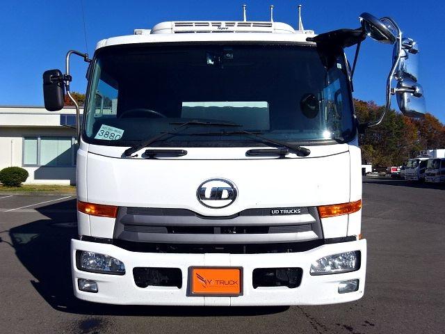 UD H23 コンドル フルワイド 低温冷凍車 格納PG 画像2