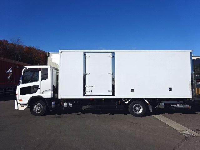 UD H23 コンドル フルワイド 低温冷凍車 格納PG 画像4