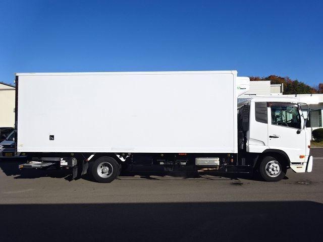 UD H23 コンドル フルワイド 低温冷凍車 格納PG 画像5