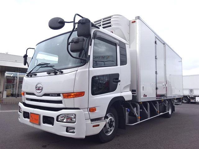 H28 コンドル フルワイド 低温冷凍車 格納PG
