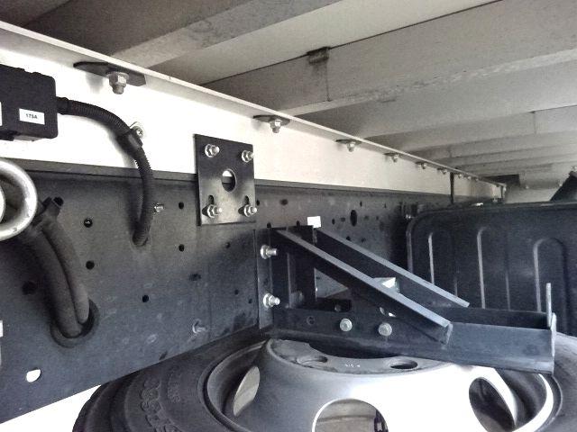 UD H28 コンドル フルワイド 低温冷凍車 格納PG 画像19