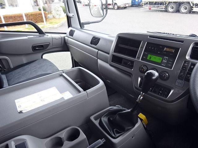 UD H28 コンドル フルワイド 低温冷凍車 格納PG 画像24