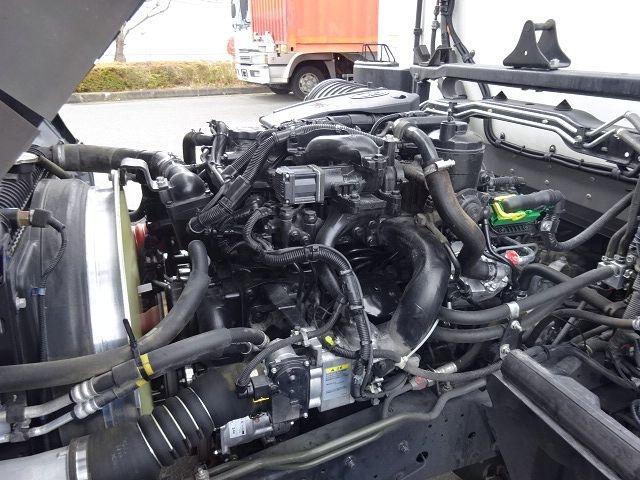 UD H28 コンドル フルワイド 低温冷凍車 格納PG 画像29