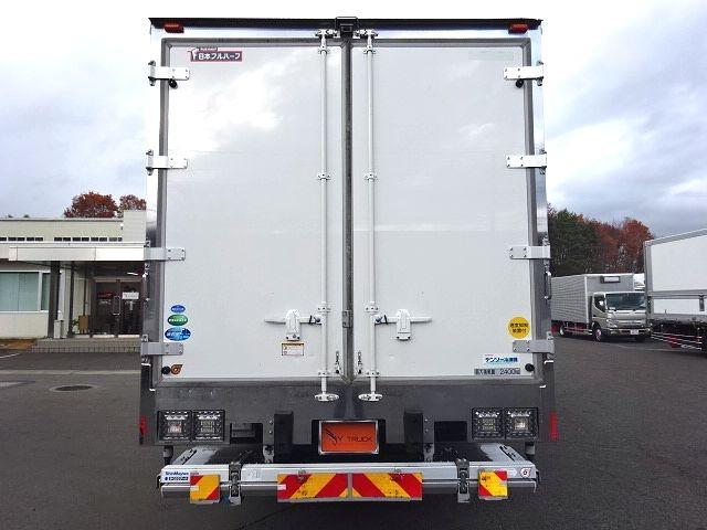 UD H28 コンドル フルワイド 低温冷凍車 格納PG 画像7