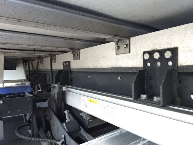 UD H23 コンドル フルワイド 低温冷凍車 格納PG 画像18