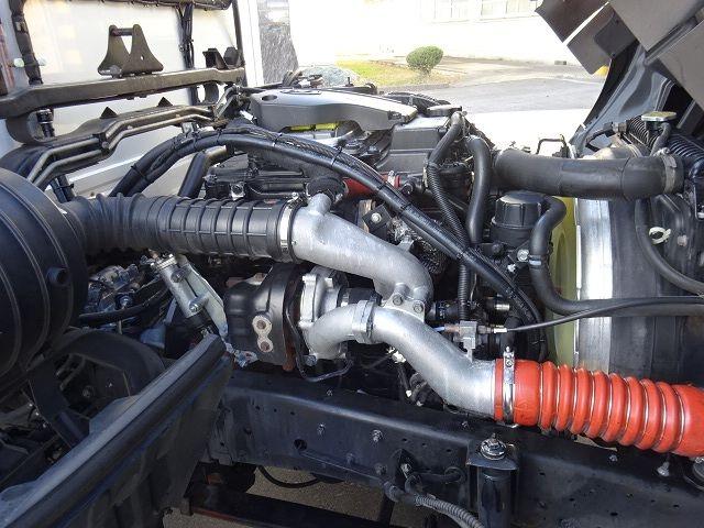 UD H23 コンドル フルワイド 低温冷凍車 格納PG 画像29
