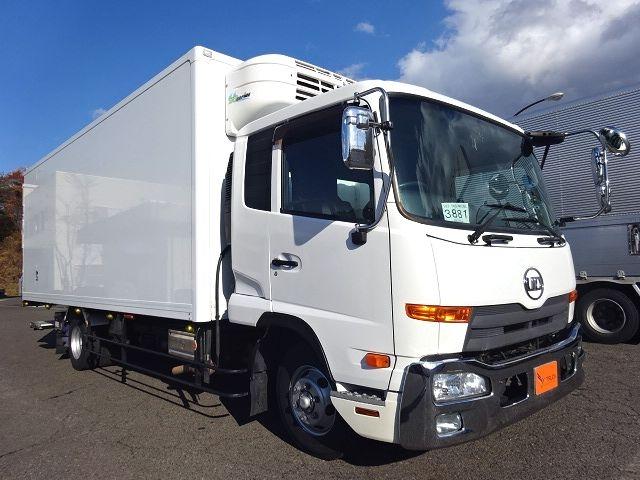 UD H23 コンドル フルワイド 低温冷凍車 格納PG 画像3